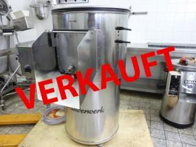 VERKAUFT Alexanderwerk AWK 35 Kartoffelschälmaschine 35 kg