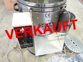 VERKAUFT Solia K85 Kartoffelschälmaschine