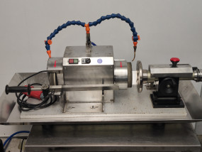 DICK KL-205 Schleifmaschine für Lochscheiben und Fleischwolf Messer - mit Wasserkühlung, gebraucht
