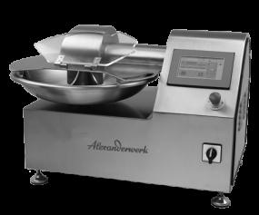 Alexanderwerk Küchencutter AW CU 15.2 Tischversion