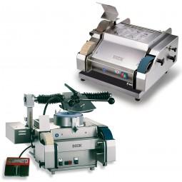 DICK SM-160 & SM-200 Schleifmaschinen auf Anfrage