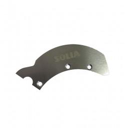 Ersatzmesser für verstellbare Bogenmesserscheibe Solia M30 / M50