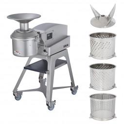 AlexanderSolia Solia M50 Paket Zylinderverarbeitung - Rohkosten Schnitzeln und Reiben